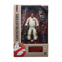 Ghostbusters: Plasma Series Action Figures 15 cm - Zeddemore
