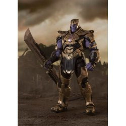 Avengers: Endgame S.H. Figuarts Action Figure Thanos Final Battle Edition 20 cm