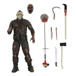 Friday the 13th Part 7 Action Figure Ultimate Jason 18 cm