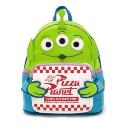 Toy Story by Loungefly Backpack Alien Pizza Box