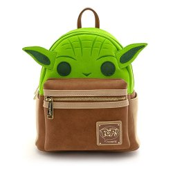 Star Wars POP! by Loungefly Backpack Yoda Cosplay