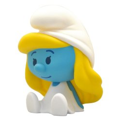The Smurfs Chibi Bust Bank The Smurfette 16 cm