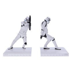Original Stormtrooper Bookends Stormtrooper