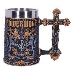 Powerwolf Tankard Logo