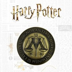 Harry Potter Medallion Ministry of Magic Limited Edition