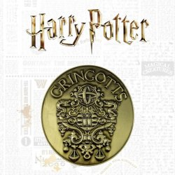Harry Potter Medallion Gringotts Crest Limited Edition