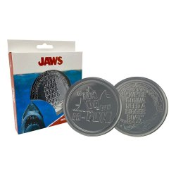 Jaws Coaster 4-Pack We're Gonna Need A Bigger Boat