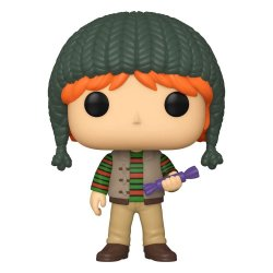 Harry Potter POP! Vinyl Figure Holiday Ron Weasley 9 cm