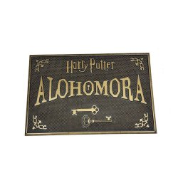 Harry Potter Doormat Alohomora 40 x 60 cm