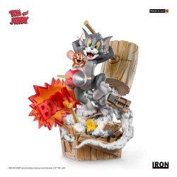 Tom & Jerry Prime Scale Statue 1/3 Tom & Jerry 21 cm