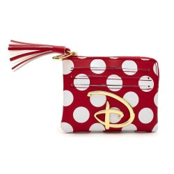 Disney by Loungefly Card Holder Polka Dot Disney Logo