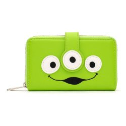 Toy Story by Loungefly Wallet Alien Eye