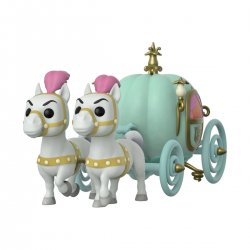 Cinderella POP! Town Vinyl Figure Cinderella's Carriage 9 cm