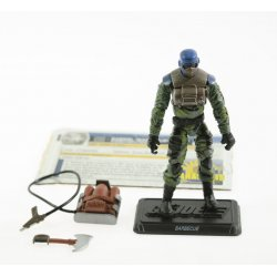 "GI Joe: 30th Anniversary - Gabriel ""Barbecue"" Kelly (v6) (Slaughter's Marauders Battle Set)"