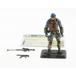 GI Joe: 30th Anniversary - Low-Light (v9) (Slaughter's Marauders Battle Set)