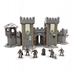 Game of Thrones Mega Construx Black Series Construction Set Battle of Winterfell