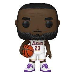 NBA POP! Sports Vinyl Figure LeBron James (LA Lakers) 9 cm