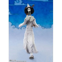 One Piece FiguartsZERO PVC Statue Brook (Honekichi) 23 cm