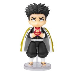 Demon Slayer: Kimetsu no Yaiba Figuarts mini Action Figure Himejima Gyomei 10 cm