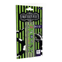 Beetlejuice Dice Set 6D6 (6)
