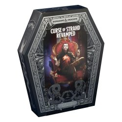 Dungeons & Dragons RPG Box Set Curse of Strahd: Revamped english