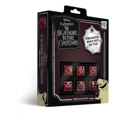 Nightmare before Christmas Premium Dice Set 6D6 (6)