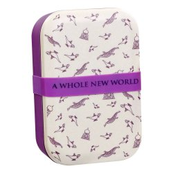 Disney Bamboo Lunch Box A Whole New World