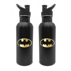 Batman Drink Bottle Logo