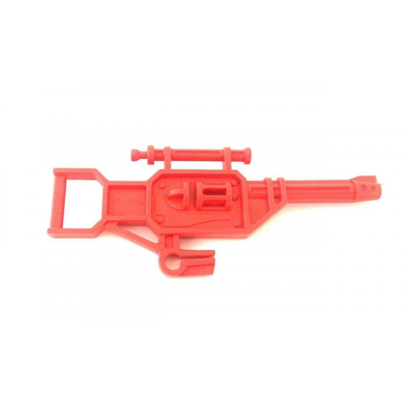 Vintage Action Figure Parts - Bravestarr – Fort Kerium Bank Laser Rifle Gun -