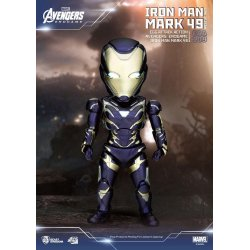 Avengers: Endgame Egg Attack Action Figure Iron Man Mark 49 Rescue Suit 21 cm