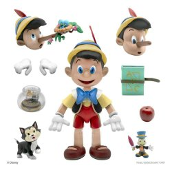 Disney Ultimates Action Figure Pinocchio 18 cm