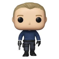 James Bond POP! Movies Vinyl Figure James Bond (James Bond: No Time to Die) 9 cm