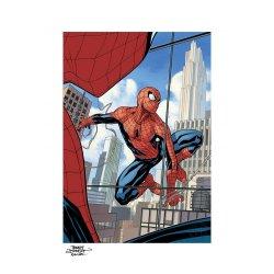 Marvel Art Print The Amazing Spider-Man: no.800 46 x 61 cm - unframed