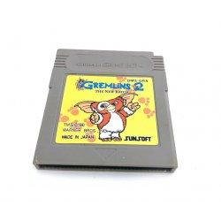 GameBoy - Gremlins 2: The New Batch (losse cassette)