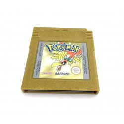 GameBoy - Pokemon Gold (Losse Cassette)