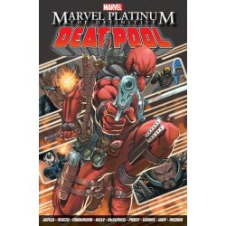 Marvel Platinum: The Definitive Deadpool (Paperback)