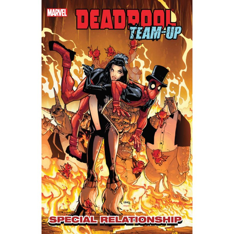 Deadpool Team-Up Vol. 2: Special Relationship (Paperback)