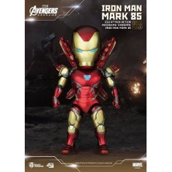 Avengers: Endgame Egg Attack Action Figure Iron Man Mark 85 16 cm