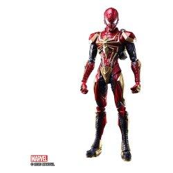 Marvel Universe  Bring Arts Action Figure Spider-Man by Tetsuya Nomura 15 cm