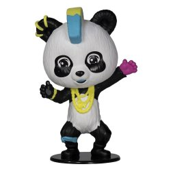 Just Dance Ubisoft Heroes Collection Chibi Figure Panda 10 cm