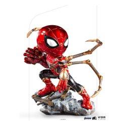 Avengers Endgame Mini Co. PVC Figure Iron Spider 14 cm