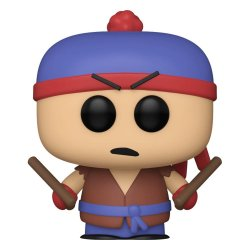 South Park POP! Television Vinyl Figure Shadow Hachi Stan 9 cm