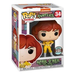 Teenage Mutant Ninja Turtles POP! TV Vinyl Figure Specialty Series April O'Neil 9 cm
