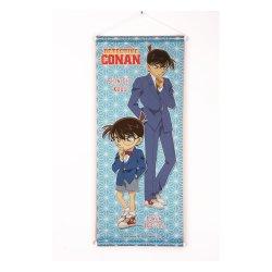 Case Closed Wallscroll Conan & Shinichi 28 x 68 cm