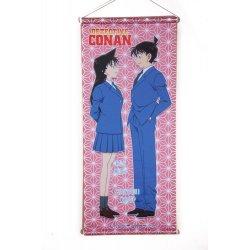 Case Closed Wallscroll Shinichi & Ran 28 x 68 cm