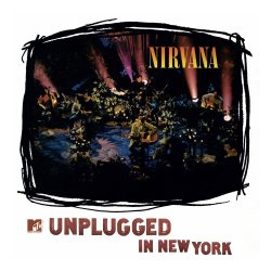 Nirvana Rock Saws Jigsaw Puzzle MTV Unplugged in New York (500 pieces)
