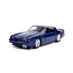 Stranger Things Hollywood Rides Diecast Model 1/32 1979 Chevy Camaro Z28
