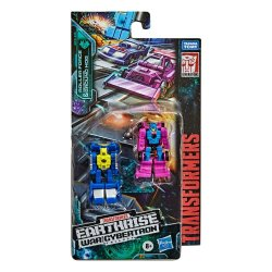 Transformers Generations War for Cybertron: Earthrise Micromasters Roller Force & Decepticon Ground Hog