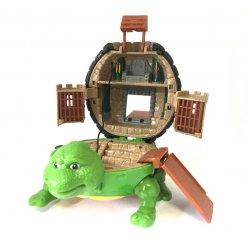 Teenage Mutant Ninja Turtles – Mini-Mutant Raph Feudal Castle Playset