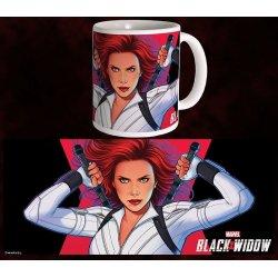 Black Widow Movie Mug White Widow